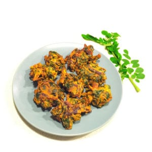 Drumstick Leaves Fritters