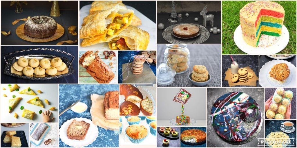 Collection of Holiday Season Baking Recipes