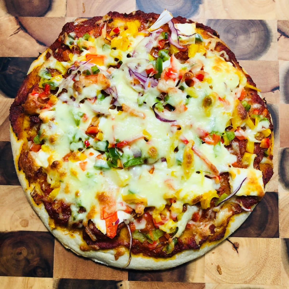 Indian pizza recipes