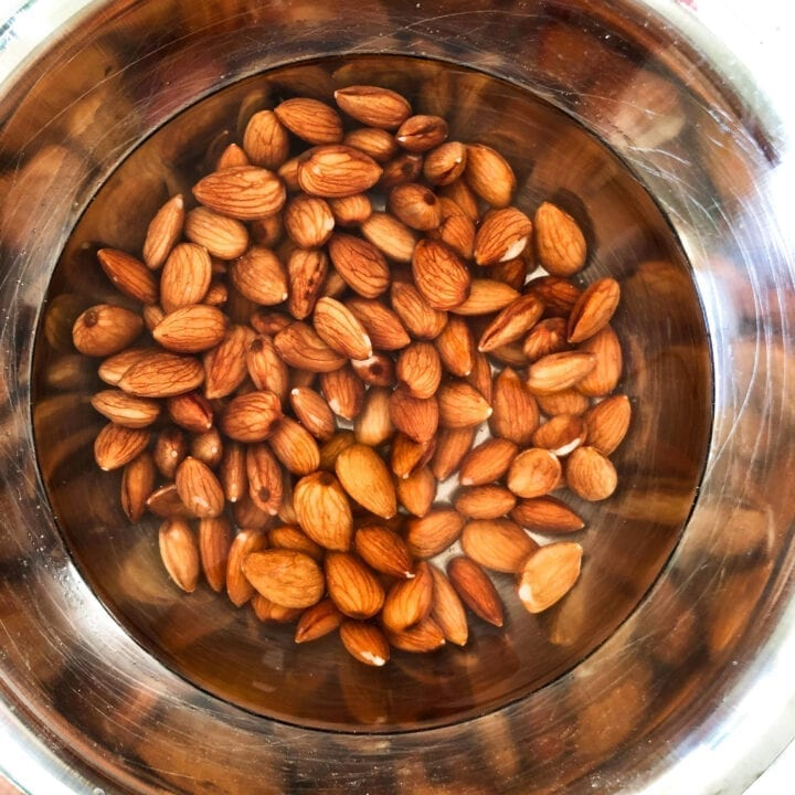 How to make almond milk (plus almond meal)