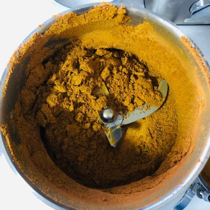 Homemade Bisi Bele Bath Masala Powder