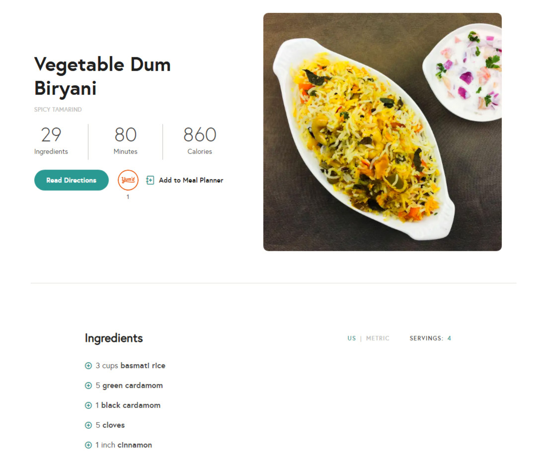 How To Use Yummly: Finding And Saving All Your Favourite Recipes