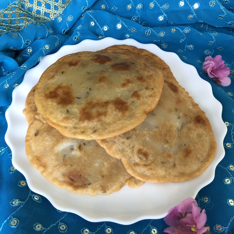 Malpua (Without sugar syrup)