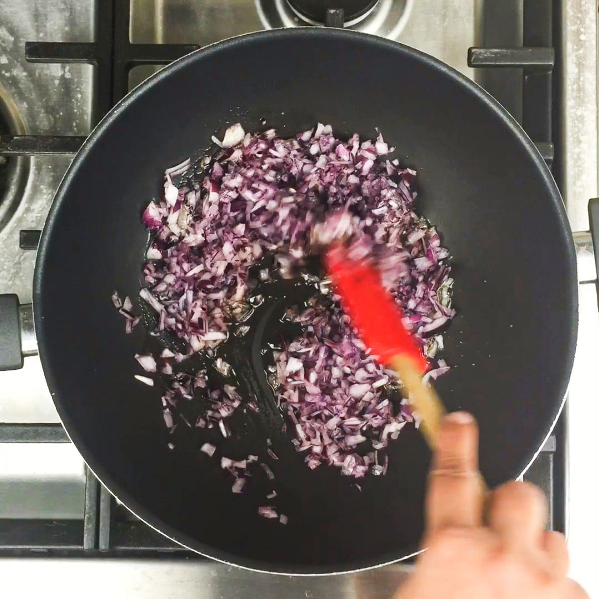 Chole Masala | Chana Masala (Vegan Chickpea Curry)